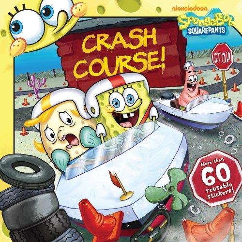 9781442401730: Crash Course! (Nick Spongebob Squarepants (Simon Spotlight))