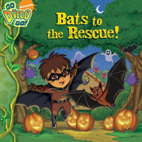 9781442402287: Bats to the Rescue! (Go, Diego, Go!)