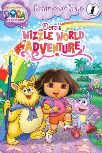 Dora's Wizzle World Adventure (Dora the Explorer): Leigh Olsen