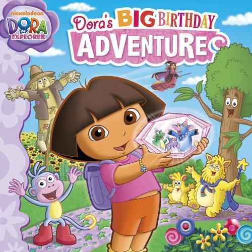 9781442403659: Dora's Big Birthday Adventure (Dora the Explorer)