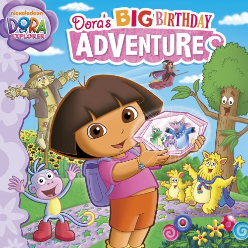 9781442403659: Dora's Big Birthday Adventure (Dora the Explorer 8x8 (Quality))