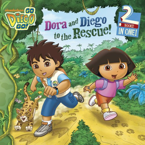 9781442406605: Dora and Diego to the Rescue! (Go, Diego, Go!)