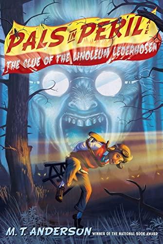 9781442407022: The Clue of the Linoleum Lederhosen (A Pals in Peril Tale)