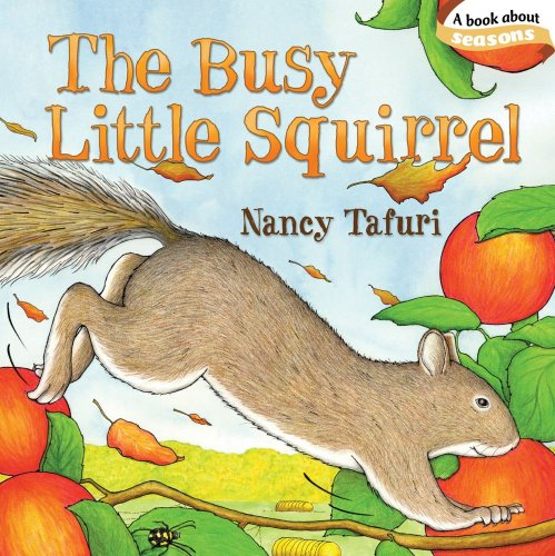 9781442407213: The Busy Little Squirrel (Classic Board Books)