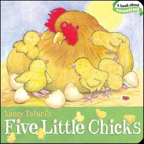 9781442407220: Five Little Chicks (Classic Board Books)
