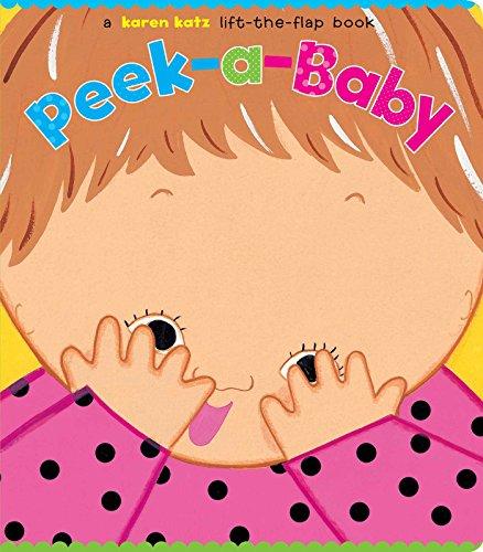 9781442407909: Peek-a-Baby: A Lift-the-Flap Book/Lap Edition