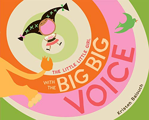 9781442408081: The Little Little Girl with the Big Big Voice