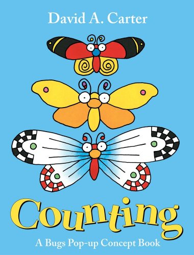 9781442408289: Counting: A Bugs Pop-up Concept Book (David Carter's Bugs)