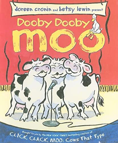 9781442408906: Dooby Dooby Moo (A Click Clack Book)