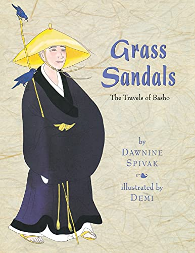 9781442409361: Grass Sandals: The Travels of Basho