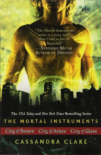 9781442409521: The Mortal Instruments Trilogy. Boxed Set: City of Bones / City of Ashes / City of Glass: 3