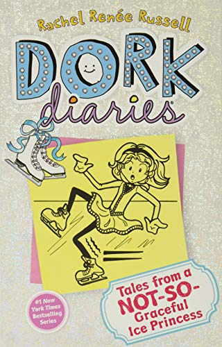 9781442411920: Dork Diaries 04. Tales from a Not-So-Graceful Ice Princess