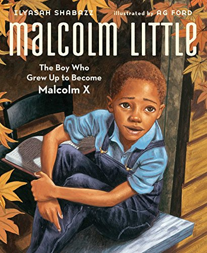 9781442412163: Malcolm Little: The Boy Who Grew Up to Become Malcolm X