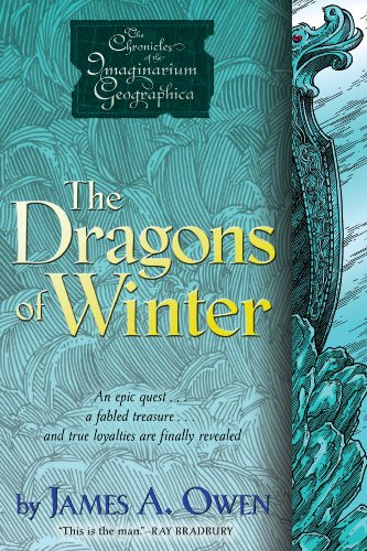 9781442412248: The Dragons of Winter (Chronicles of the Imaginarium Geographica)