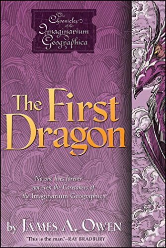 9781442412279: The First Dragon (Chronicles of the Imaginarium Geographica, The)