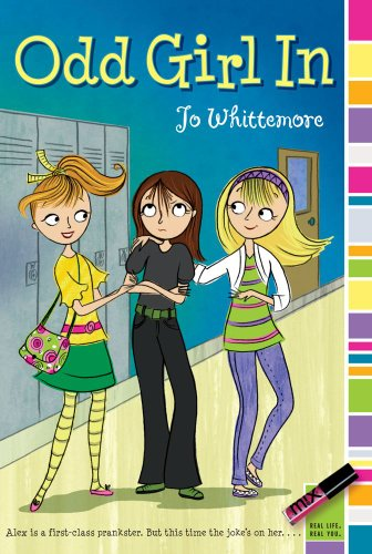 Odd Girl In (mix): Jo Whittemore