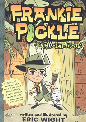 9781442413047: Frankie Pickle and the Closet of Doom
