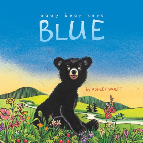 9781442413061: Baby Bear Sees Blue