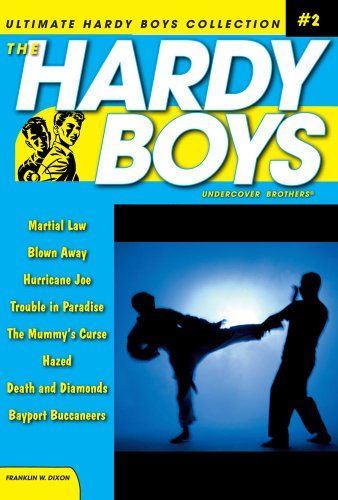 9781442413092: Ultimate Hardy Boys Collection Volume #2 (Hardy Boys)