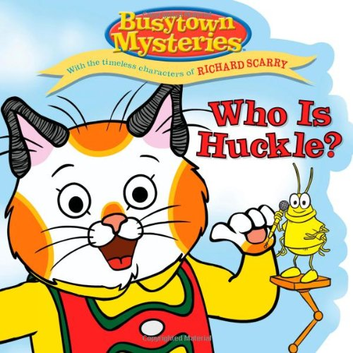 Who Is Huckle? (Busytown Mysteries)