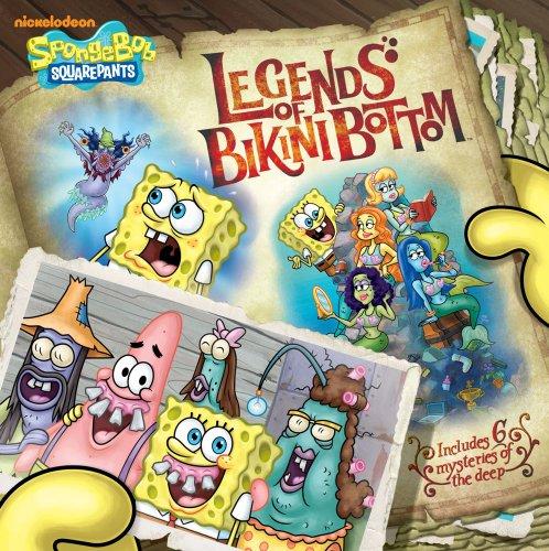 9781442413405: Legends of Bikini Bottom (Spongebob Squarepants (8x8))