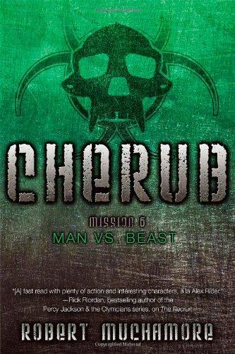 9781442413658: Man vs. Beast (CHERUB)