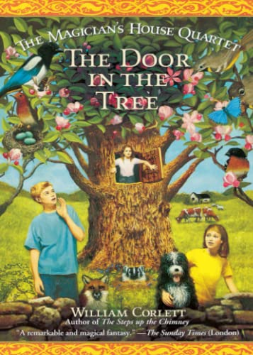 9781442414143: The Door in the Tree (Magician's House Quartet)