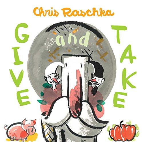 Give and Take: Raschka, Chris