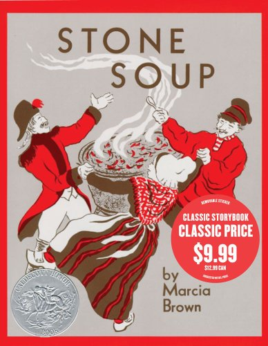 9781442416659: Stone Soup: An Old Tale