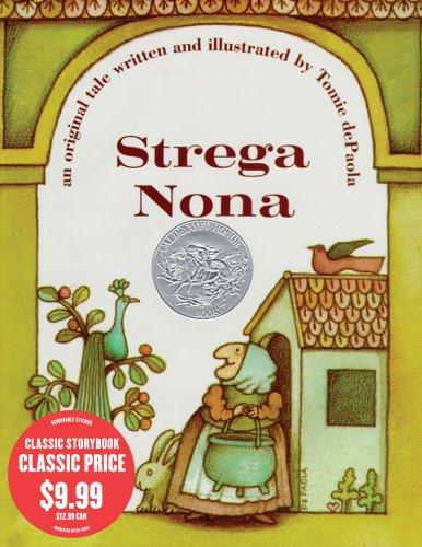 9781442416666: Strega Nona: An Original Tale