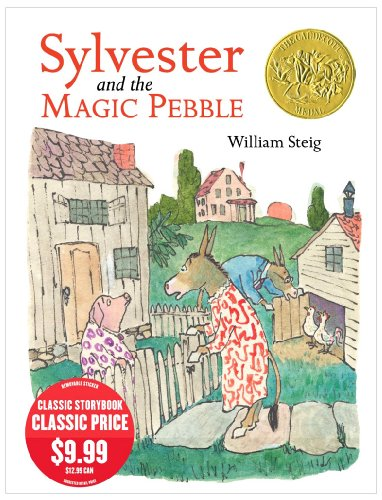 Sylvester and the Magic Pebble: William Steig