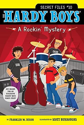 A Rockin' Mystery (Hardy Boys: The Secret Files): Dixon, Franklin W.