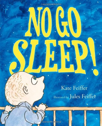 No Go Sleep!: Feiffer, Kate