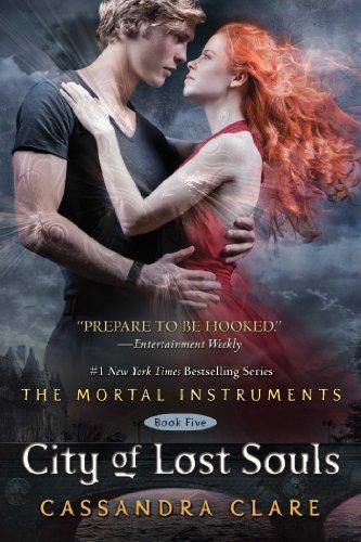 9781442416871: Mortal Instruments 05. City of Lost Souls