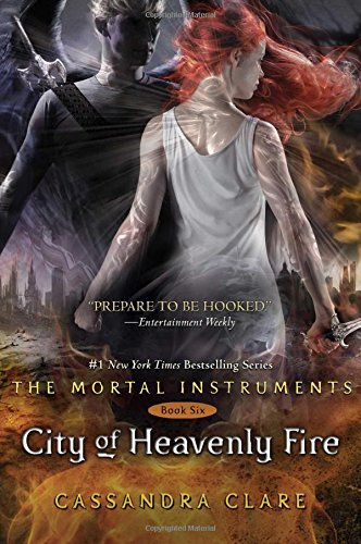 City of Heavenly Fire: Clare, Cassandra