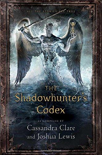 9781442416925: The Shadowhunter's Codex (The Mortal Instruments)