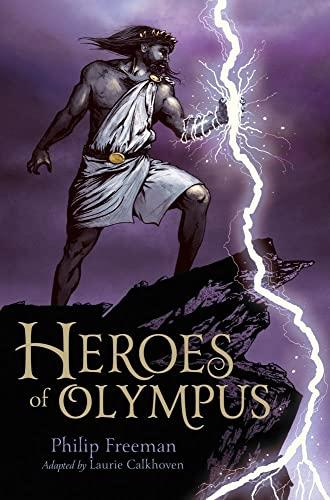 Heroes of Olympus: Freeman, Philip; Calkhoven,