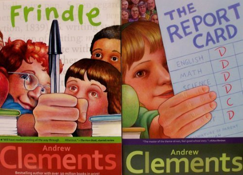 the report card book read The report card - kindle edition by andrew clements download it once and read it on your kindle device, pc, phones or tablets use features like bookmarks, note taking and highlighting while reading the report card.