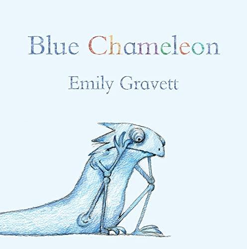 9781442419582: Blue Chameleon