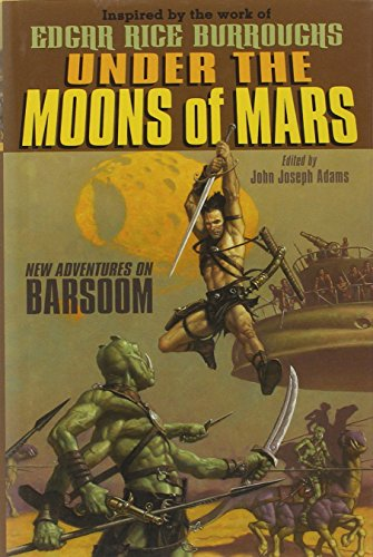 Under the Moons of Mars: New Adventures
