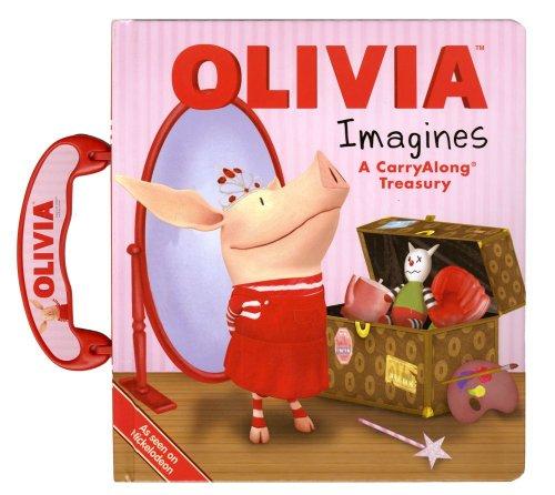 OLIVIA Imagines: A CarryAlong Treasury (Olivia TV Tie-in): Einhorn, Kama