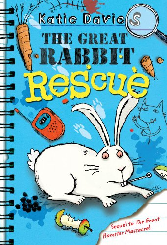 9781442420649: The Great Rabbit Rescue (The Great Critter Capers)