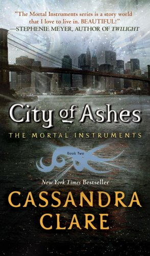 9781442421028: City of Ashes [paperback]