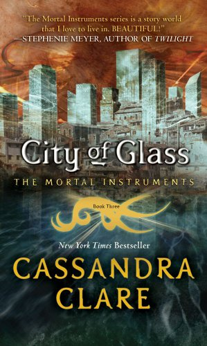 9781442421042: City of Glass: The mortal instruments, Book 3