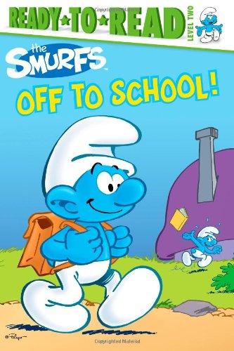9781442421387: Off to School! (Smurfs Classic)