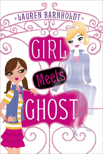 9781442421462: Girl Meets Ghost
