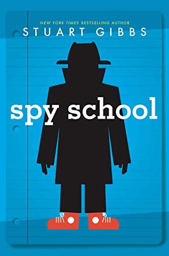Spy School: Gibbs, Stuart
