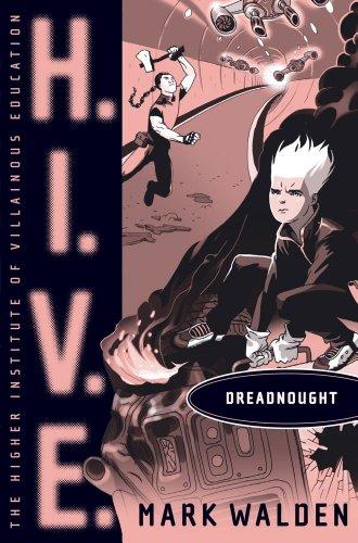 9781442421868: Dreadnought (H.I.V.E.)