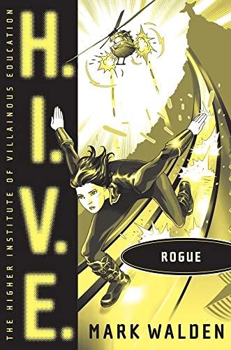 9781442421875: Rogue (H.I.V.E.)