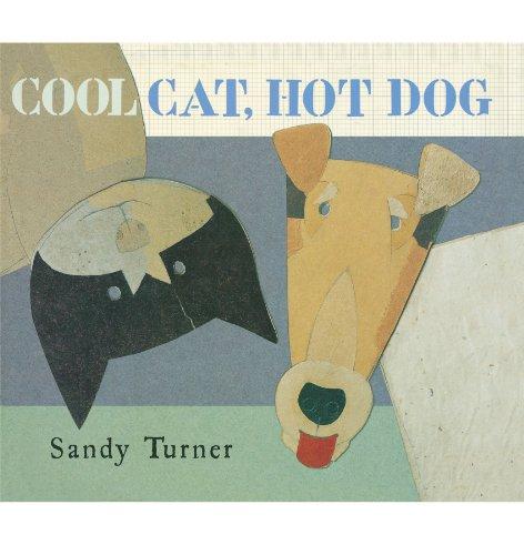 9781442421899: Cool Cat, Hot Dog
